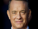 Tom Hanks discusses the difficulties of being confined to a boat for new film.