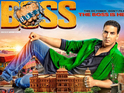 The theatrical release of Boss in Iraq is a first for Akshay Kumar.