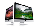 Cupertino company lifts the lid on a new 21.5-inch iMac computer.