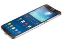Samsung is the first company to release a handset with a 5.7-inch curved OLED display.