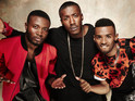 Rough Copy will continue as a trio when The X Factor tour has come to an end.