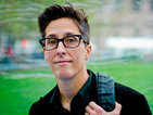 Please don't call it the Bechdel Test, says Alison Bechdel