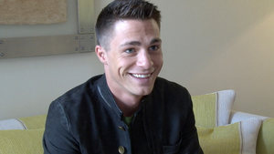 Colton Haynes talks to Digital Spy about season 2 of The CW's 'Arrow' coming soon on Sky 1.