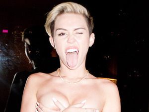 Miley Cyrus, Terry Richardson