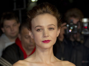 Carey Mulligan at the BFI London Film Festival Centrepiece Gala of 'Inside Llewyn Davis', as part of the 57th BFI London Film Festival