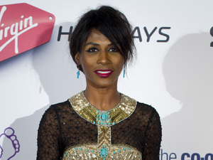 Sinitta attending the 2013 Attitude Awards, held at the Royal Courts of Justice in central London.