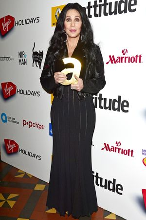 Attitude Magazine Awards, London, Britain - 15 Oct 2013Cher 15 Oct 2013