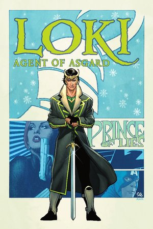 Loki: Agent of Asgard comic