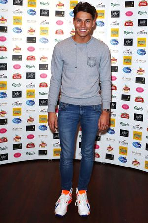Elbrook Fundraiser at Chak 89 restaurant in Aid of the National Autistic Society, London, Britain - 17 Oct 2013 Joey Essex