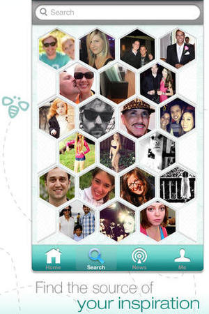 'Pollenate' mobile app