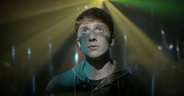 Luke Newberry in series two of 'In The Flesh'.