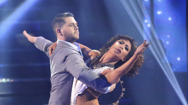 Dancing With The Stars (Fall 2013) episode 5: Jack Osbourne & Cheryl Burke