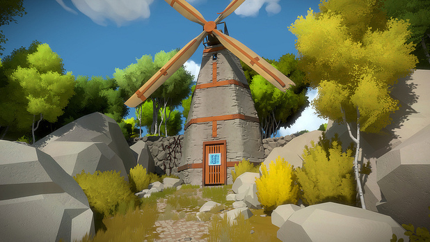 The Witness is a puzzle exploration game from the creator of Braid