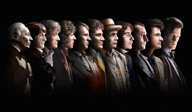 Doctor Who's history of Doctors