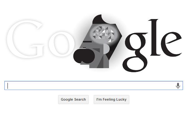 Friedrich Nietzsche Google Doodle