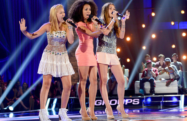 The X Factor USA - Sweet Suspense