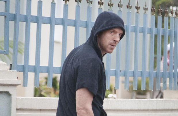Damian Lewis in 'Homeland' S03E03: 'Tower of David'