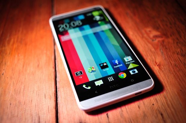 Going hands-on with the HTC One Max