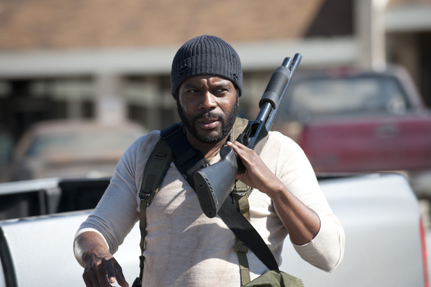 Chad Coleman as Tyreese in 'The Walking Dead' S04E01: '30 Days Without An Accident'
