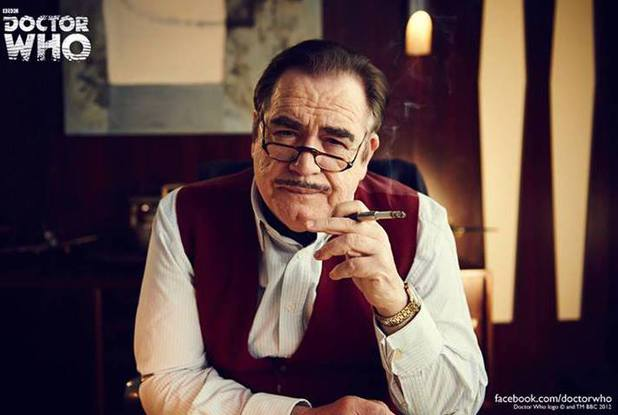 Brian Cox in 'An Adventure in Space and Time' Doctor Who biopic