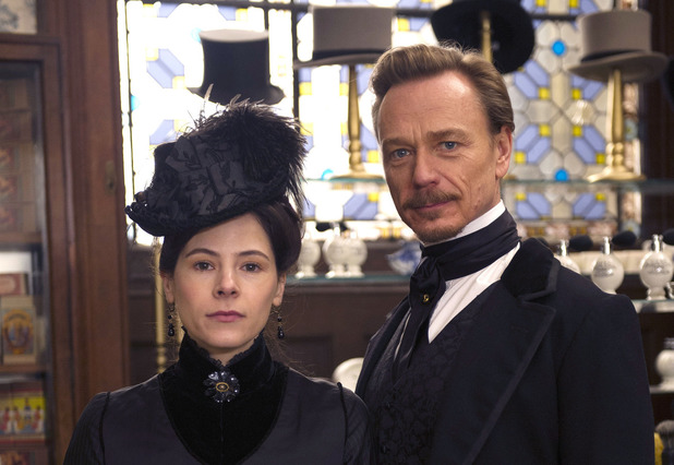 Ben Daniels in series two of 'The Paradise'
