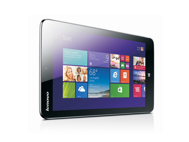 Lenovo 8-inch tablet