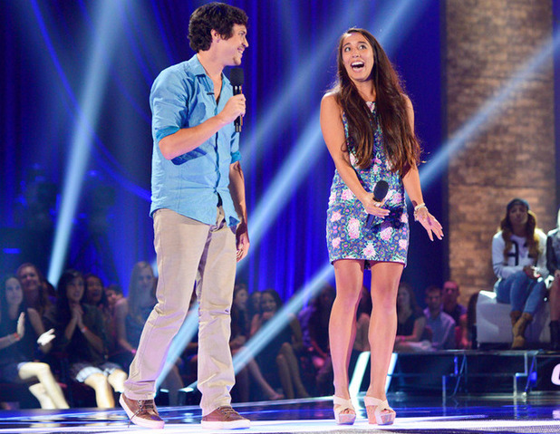 The X Factor USA - Alex & Sierra