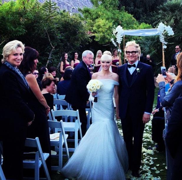 Matt Sorum weds Ace Harper