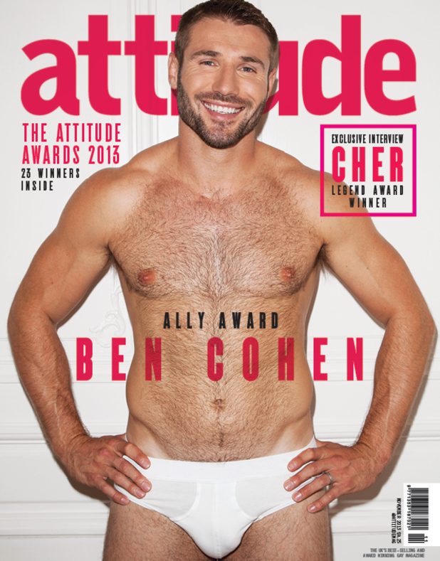 Ben Cohen covers 'Attitude'