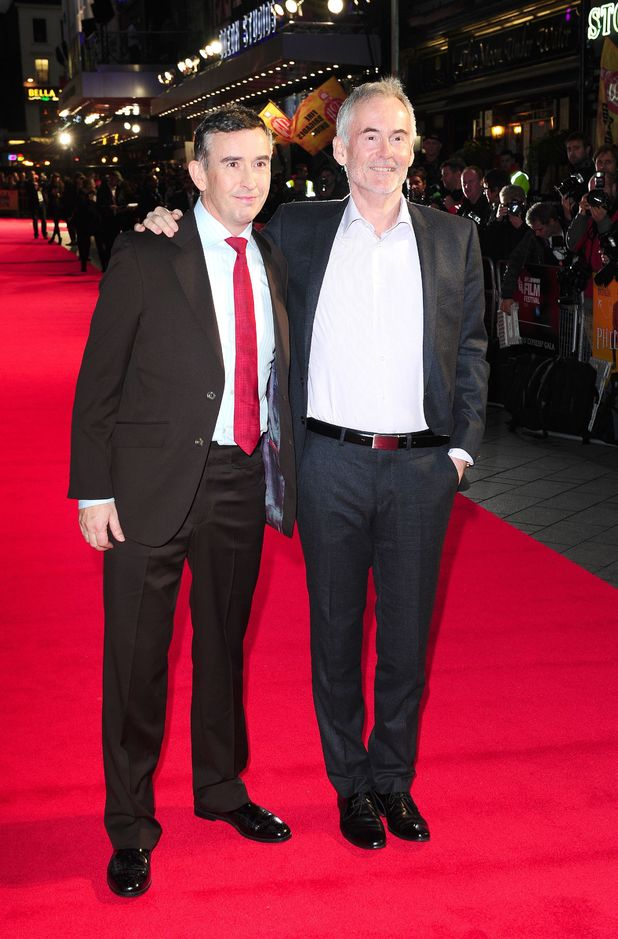 Steve Coogan and Martin Sixsmith