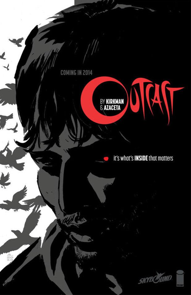 Robert Kirkman's 'Outcast'