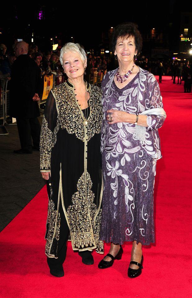 Dame Judi Dench and Philomena Lee