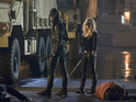 The Black Canary's true allegiance is revealed in Arrow's latest outing.