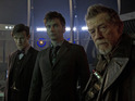 Moffat also defends the decision to screen a trailer exclusively at Comic-Con.