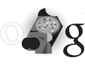 Nietzsche is dead... but he is remembered with a new Google Doodle.