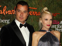 BEVERLY HILLS, CA - OCTOBER 17: (L-R) Singers Gwen Stefani and Gavin Rossdale, wearing Ferragamo, and Josh Duhamel attend the Wallis Annenberg Center for the Performing Arts Inaugural Gala presented by Salvatore Ferragamo at the Wallis Annenberg Center for the Performing Arts on October 17, 2013 in Beverly Hills, California. (Photo by Donato Sardella/Getty Images for Wallis Annenberg Center for the Performing Arts)