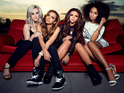 The girl group's new collection debuts high on the digital chart.