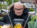 Harry Hill and Julie Walters lead the cast of the Brit comedy caper.