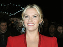 Kate Winslet at the official screening of 'Labor Day' during the The BFI London Film Festival at Odeon Leicester Square, London