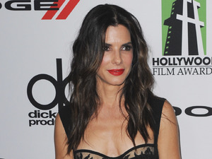 Sandra Bullock at the 17th Annual Hollywood Film Awards