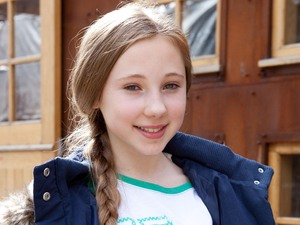 Ruby O'Donnell as Peri Lomax in Hollyoaks