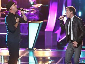 'The Voice' Battles part 3: Josh Logan vs. Michael Lynch