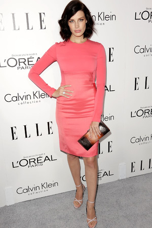Jessica Pare Elle Magazine 20th Annual Women in Hollywood, Los Angeles, America - 21 Oct 2013