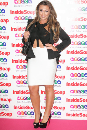 Lauren Goodger, Inside Soap Awards 2013