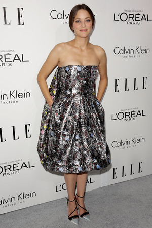 Marion Cotillard  Elle Magazine 20th Annual Women in Hollywood, Los Angeles, America - 21 Oct 2013