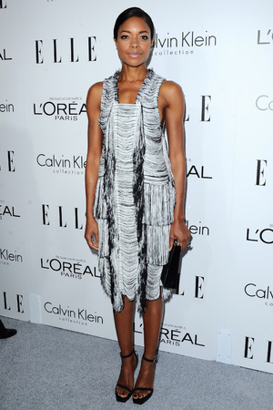 Naomie Harris Elle Magazine 20th Annual Women in Hollywood, Los Angeles, America - 21 Oct 2013