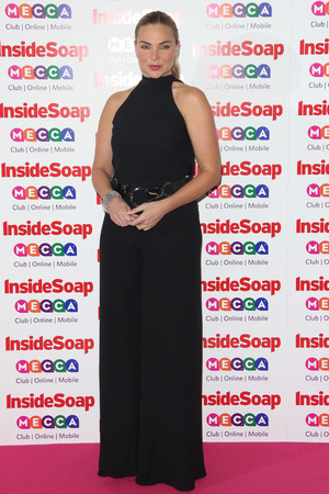 Samantha Womack, 2013 Inside Soap Awards