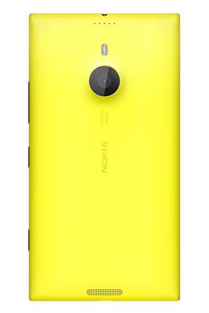 The Nokia Lumia 1520 smartphone