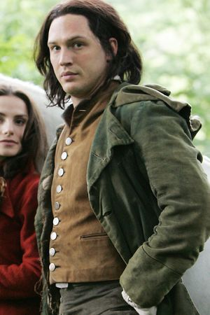 Tom Hardy in 'Wuthering Heights'