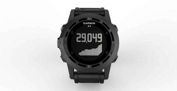 Garmin's Tactix GPS watch